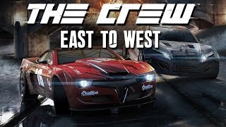 The Crew EAST TO WEST - FREE ROAM - Los Angeles  Ep.2 Gameplay Walkthrough (Part 3)