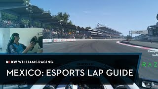 A Lap Guide to Mexico City with Williams Esports