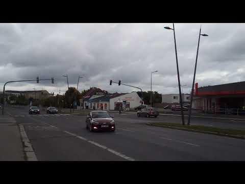 Vodafone Smart N9 Lite (testovací video) - 1080p, exteriér
