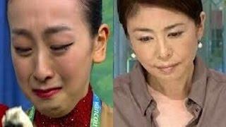 【衝撃】浅田真央引退でフジテレビ安藤優子アナが暴言 とんでもない発言...