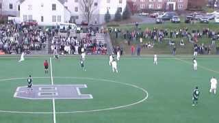 2013 NEPSAC SemiFinals: Berkshire vs Hotchkiss