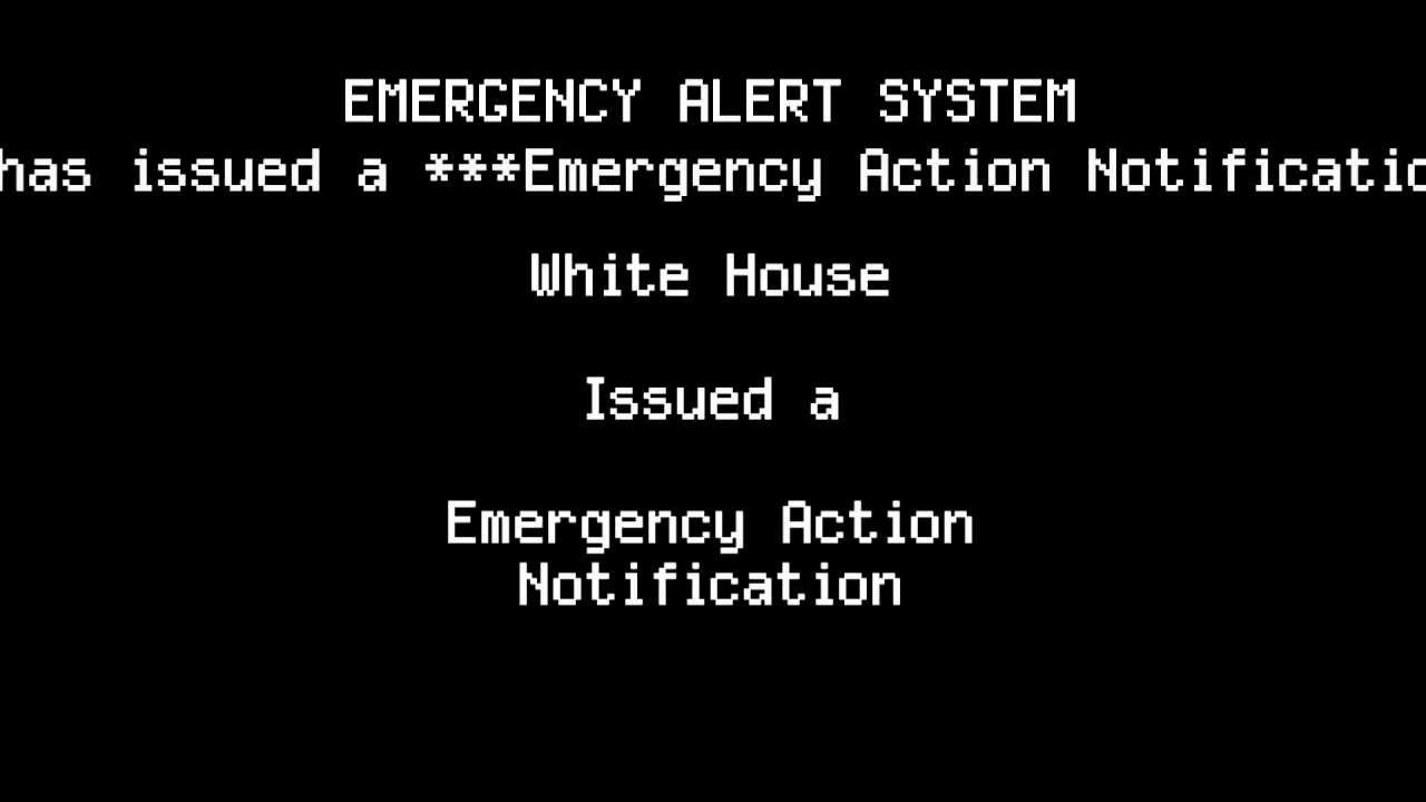 mock-up) New York EAS attack warning - YouTube