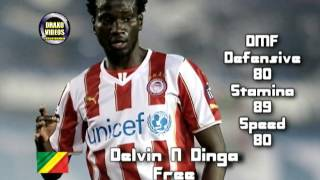 best unknown players pes 2016