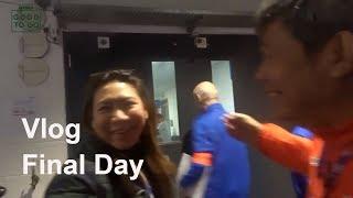 Tangis Haru Para Coaches Ahsan/Hendra Juara | Vlog Final Day All England 2019