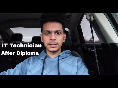 THIS IS HOW I GOT JOB AFTER 2YRS DIPLOMA!