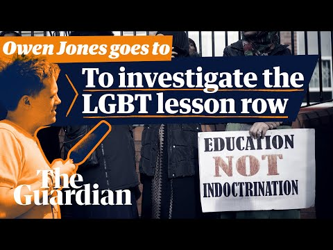 Owen Jones Goes To The Centre Of The LGBT Lesson Row | 'Let Gay Muslims Be Gay'