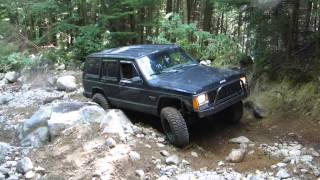 Jap jeep eagle