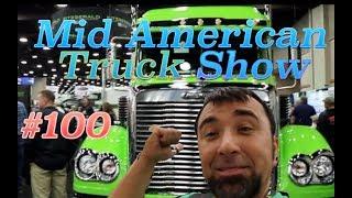 Video #100 Mid American Truck Show 2018 download MP3, 3GP, MP4, WEBM, AVI, FLV Juli 2018