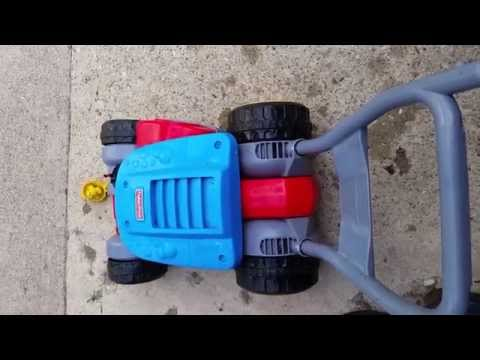 How To Fix Your Fisher Price Lawnmower