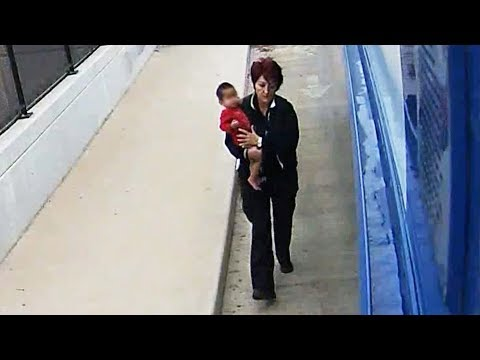 Morgen - Bus Driver Saves Lost Baby from Freeway Overpass