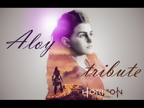 Horizon Zero Dawn (Aloy tribute) - Let's Live for Today