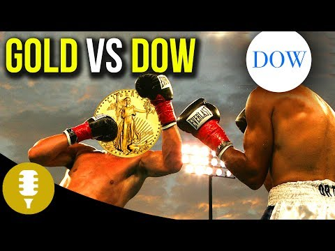 GOLD VS THE DOW - Who Will Win? | Precious Metals News Update | Golden Rule Radio