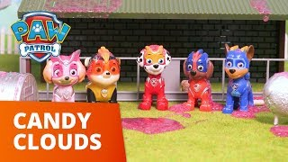 PAW Patrol | Candy Clouds | Toy Episode | PAW Patrol Official & Friends