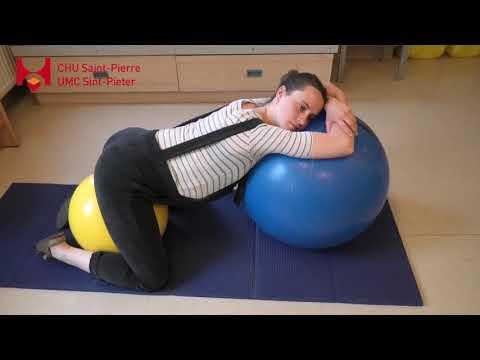 Préparation à la naissance 18: Positions pendant le travail