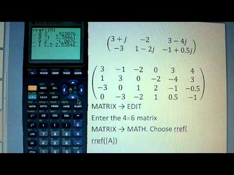 how to solve simultaneous equations on casio fx 991es plus