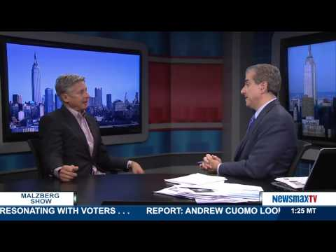 Malzberg | Gov. Gary Johnson to discuss the New Mexico gubernatorial race | PART 1