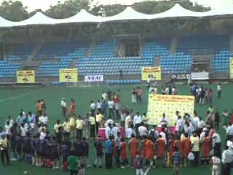 Chotanagpur Tribal  Hockey Tournament prize distribution