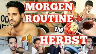 MEINE MORGENROUTINE IM HERBST 2017 | Sami Slimani