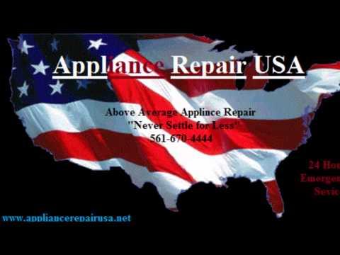 Appliance Repair | 561-670-4444 | Palm Beach County | Florida