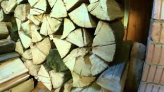 Протопить кирпичную печь бани. 3(Это видео создано с помощью видеоредактора YouTube (http://www.youtube.com/editor), 2015-05-26T05:35:01.000Z)