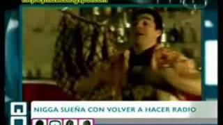 Nigga quiere un duo con Vicente Fernandez