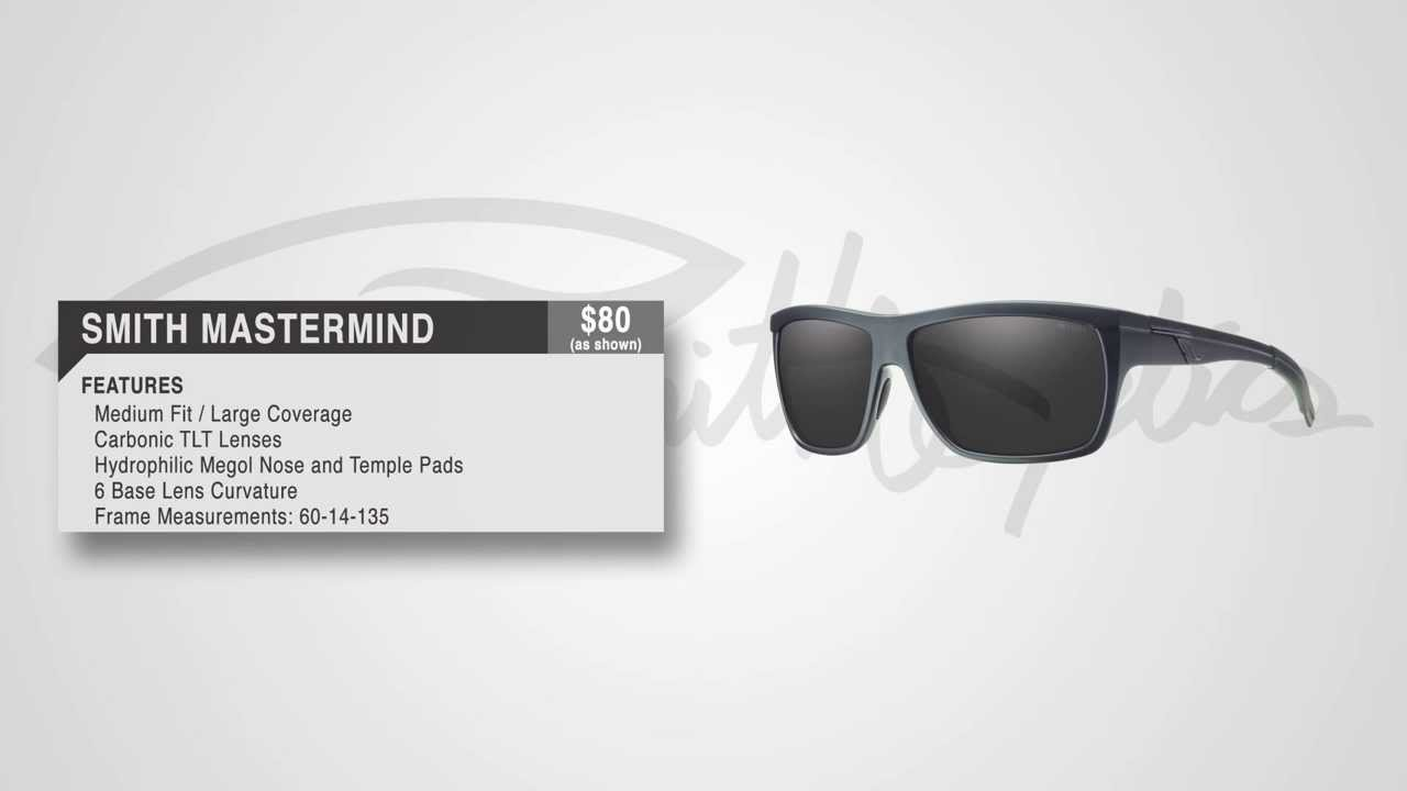 f57c985c13365 Smith Mastermind Sunglasses - 2014 - YouTube