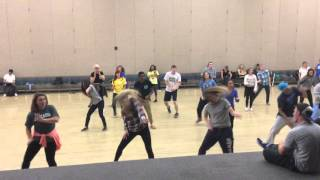 Post To Be -- Omarion feat Chris Brown | Matt Steffanina Choreography (Group 2)