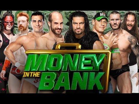 Download Money In The Bank 2014 - WWE World Heavyweight Championship Full Ladder Match HD