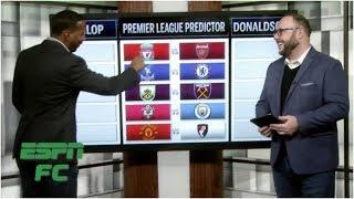 Premier League Week 20 predictions: Liverpool vs. Arsenal, more | Premier League Predictor