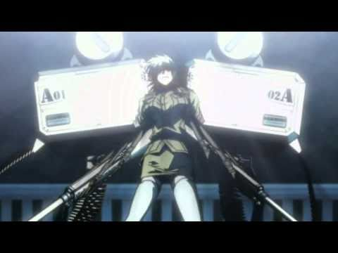 Hellsing AMV Pillar FireProof
