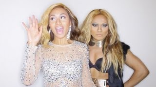 Beyonce Transformation (His & Her)