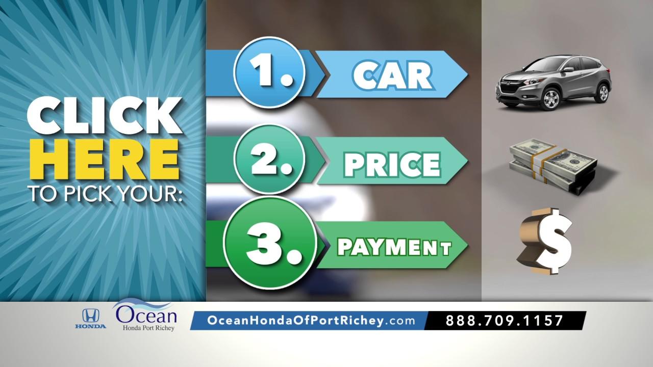 Get Picky at Ocean Honda in Port Richey, FL   Straight Forward ...