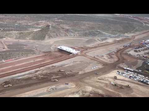 Boulder City / I-11 Bypass - 2/11/17