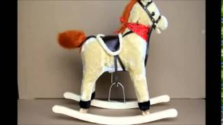 Лошадка каталка ROCKING HORSE