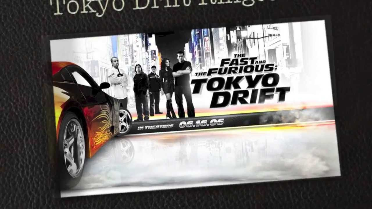 Tokyo drift fast and furious ringtone youtube.