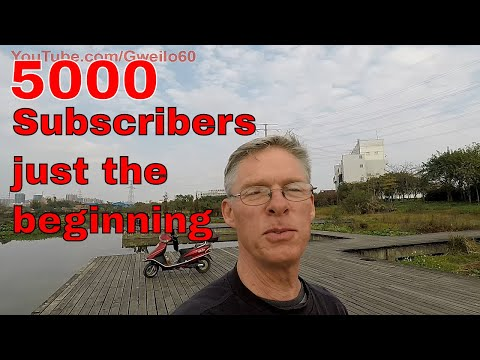 5000 subscribers and Rising
