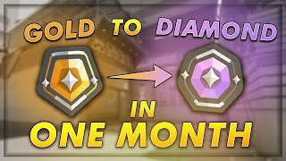 How I Went Fŗom GOLD to DIAMOND in 1 Month | VALORANT