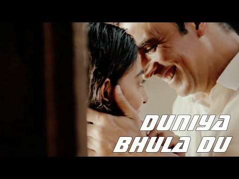 Duniya Bhula Du : Atif Aslam | Padman Songs, Pad Man Song, Padman Akshay Kumar Trailer |