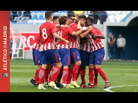 UEFA Youth League | Qarabag 1-5 Atlético de Madrid