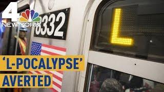 Cuomo, MTA Announce L Train Shutdown Will Be Averted   News 4