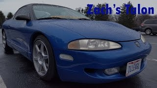 1995 Eagle Talon TSI Review | Racing Mods Reviews
