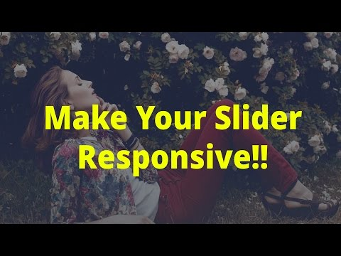 How to Make Your Slider Responsive With Slider Revolution 5.4+