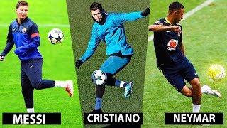 Las Mejores Jugadas, Habilidades, Trucos y Caños FT. Cristiano, Messi, Neymar, Pogba, y Mas Parte 1