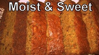 Rich & Delicious Gluten Free Zucchini Bread Recipe