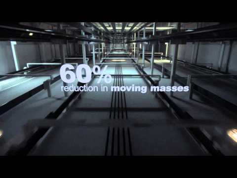 2014 NOVA Award Winner -- Carbon-Fiber Elevator Rope