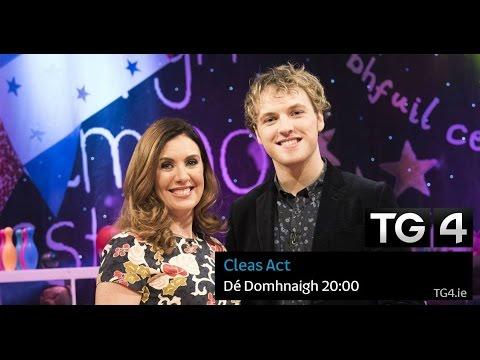 Cleas Act  Dé Domhnaigh 2003 800pm  TG4