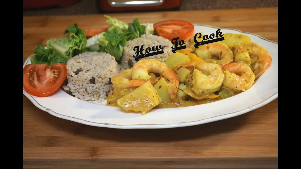 How to make the best jamaican curry shrimp recipe jamaican accent how to make the best jamaican curry shrimp recipe jamaican accent 2016 forumfinder Gallery
