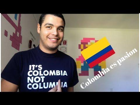 It's Colombia Not Columbia... Preguntas para Colombianos en el Exterior