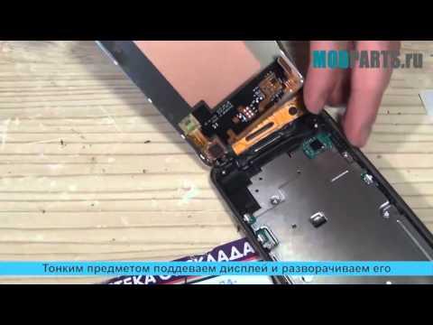 Как разобрать Samsung Galaxy Core 2 (G355)