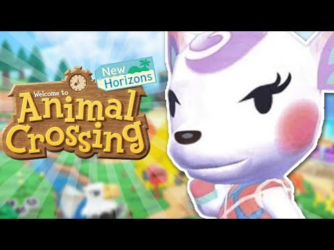 NEW VILLAGERS! Animal Crossing New Horizons - Part 8 (Nintendo Switch)